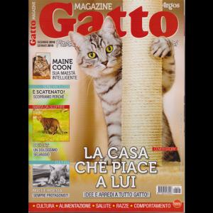 Gatto Magazine - n. 120 - dicembre - gennaio 2019 - mensile
