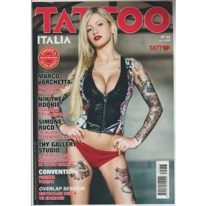 Tattoo Italia - bimestrale n. 53 Gennaio 2016
