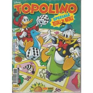 Topolino - settimanale n. 3133 - 15 Dicembre 2015