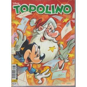 Topolino - settimanale n. 3134 - 22 Dicembre 2015