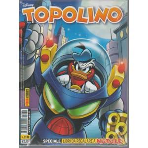 Topolino - settimanale n. 3132 - 8 Dicembre 2015