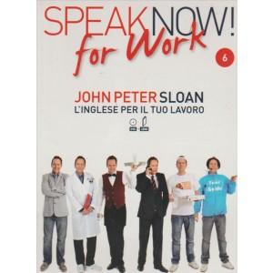 Corso di Inglese DVD+libro SPEAK NOW FOR WORK 6° vol.-by Repub./l'Espresso