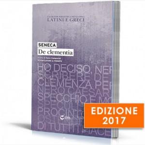 La grande biblioteca dei classici latini e greci (ed. 2017) Seneca, Da clementia