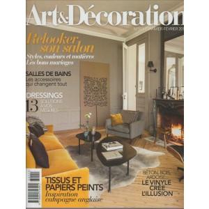 Art & Decoration mensile n. 511 Gennaio/febbraio 2016