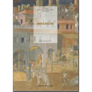 Storia della letteratira italiana vol.3 - Boccaciio by Corriere della Sera