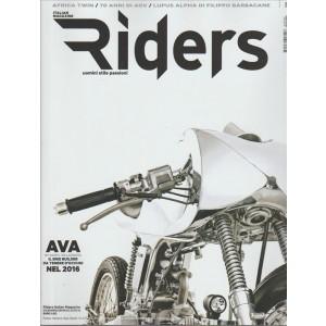 Riders Italian Magazine - mensile n. 88 Dic.2015/Gen.2016