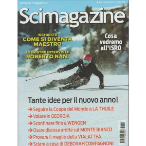 Scimagazine - mensile n. 7 Gennaio 2016