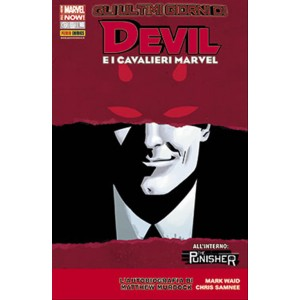 DEVIL E I CAVALIERI MARVEL 48 -   ALL NEW MARVEL NOW! 16 - Marcvel Italia