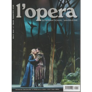 L'OPERA international Magazine n. 1 GENNAIO 2016