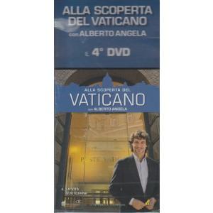 DVD - Alla Scoperta del Vaticano-vol.4 La vita quotidiana