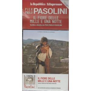 DVD Il fiore delle mille e una notte di Pier Paolo Pasolini by Repubblica