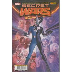 SECRET WARS 3 - MARVEL MINISERIE 166 - Marvel Italia
