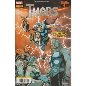 THOR 202 - THOR PRESENTA THORS 1 - Marvel Italia