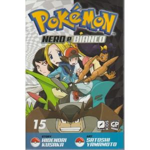 Manga - Pokemon Nero E Bianco # 15