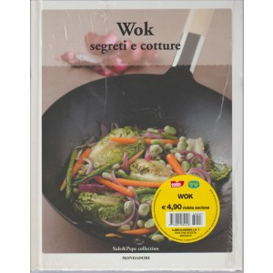 WOK segreti e cotture by Sale & Pepe Collection