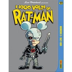 I MILLE VOLTI DI RAT-MAN 3 CON STATUINA DA COLLEZIONE IN ALLEGATO - Panini comics