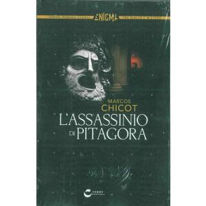 Libro L'assassinio di Pitagora di Marcos Chicot - editore Fabbri