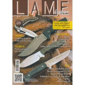 LAME D'AUTORE - trimestrale Dicembre 2015 n. 69