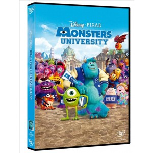 Monsters University - Disney Pixar 2013