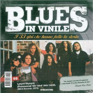 "Blues Vinile 33 giri vol. 8 -Lynyrd Skynyrd ""Pronunced 'leh-'nérd 'skin-'néerd"""