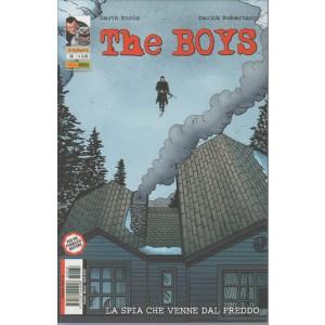THE BOYS 38 - PANINI PULP 38 - Panini comics