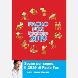 Cairo Publishing L'oroscopo 2019 di Paolo Fox