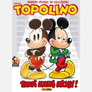 Disney Topolino - Numero speciale da collezione Topolino N° 3286 - Tanti Auguri Mickey!