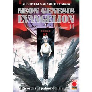 Manga: NEON GENESIS EVANGELION 11 - NEW COLLECTION - Planet Manga