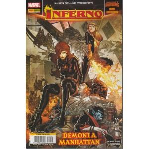 X-MEN DELUXE PRESENTA 238 - X-MEN DELUXE PRESENTA INFERNO - Marvel Italia