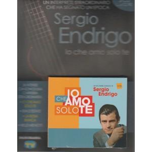 Triplo Cd  le più belle canzoni di Sergio Endrigo  by Sorrisi e Canzoni TV
