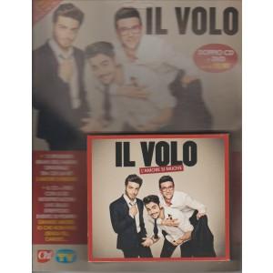 """Doppio Cd + Dvd Il VOLO """"L'amore si muove"""" by Sorrisi e Canzoni TV"""