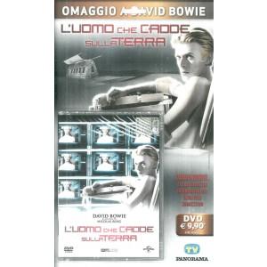 Dvd L'uomo che cadde sulla terra omaggio a DAVID BOWIE-film di Nicolas Roeg