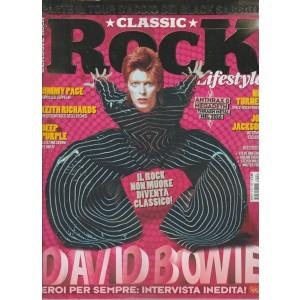 Classic Rock lifestyle - mensile n. 39Febbraio 2016