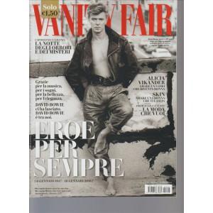 Vanity Fair - Settimanale n.  3 - 27Gennaio 2016