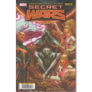 SECRET WARS 4 - MARVEL MINISERIE 167 - Marvel Italia Panini Comics
