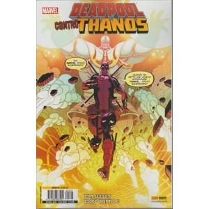 MARVEL ICON 28 - DEADPOOL CONTRO THANOS -Marvel Italia Panini Comics