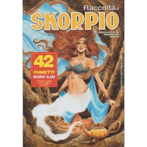 Raccolta di  Skorpio - mensile di Fumetti n. 504 Gennaio 2016