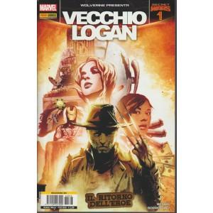 WOLVERINE 323 - WOLVERINE PRESENTA VECCHIO LOGAN 1 - Marvel Italia