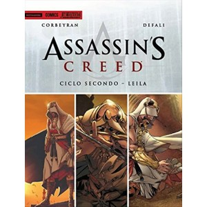 Assassin's Creed ciclo secondo HAWK di Corbeyran/Defali by Mondadori Comics