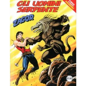 Zenith Gigante - N° 690 - Gli Uomini Serpente - Zagor Bonelli Editore