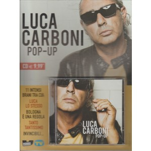 "Cd   Lca Carboni "" Pop-Up "" by Sorrisi e Canzoni TV"