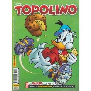 Topolino - n.3137 - disney - panini comics
