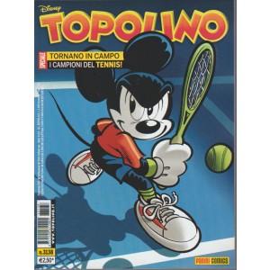 Topolino - 3138 - disney - panini comics