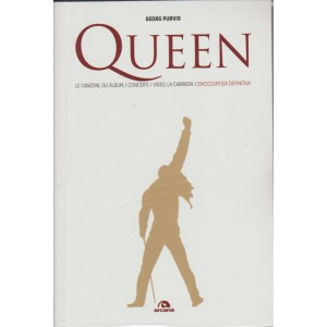 l'enciclopedia definitiva Queen di Georg Purvis