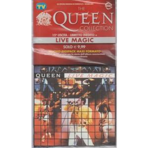The Queen collection 15 uscita - libretto inedito + live magic