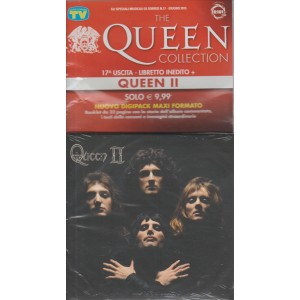 the Queen collection n. 17 +libretto inedito+ Queen II
