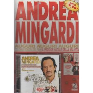 Andrea Mingardi - CD Musica - Le più belle canzoni di Natale
