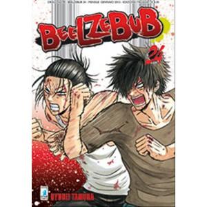 Manga BEELZEBUB  n.24 - ed. Star Comics - collana Dragon  uscita 199