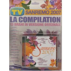 Sanremo 2007 LA COMPILATION 13 brani in versione originale