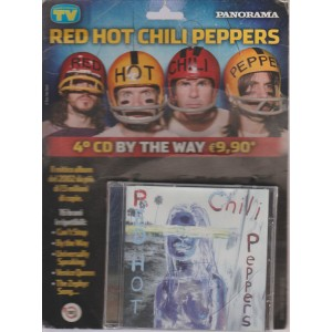 RED HOT CHILI PEPPERS N. 4 IL MITICO ALBUM DEL 2002 DA PIU' DI 13 MILIONI DI COPIE